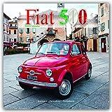 Fiat 500 2018: Original Avonside-Kalender [Mehrsprachig] [Kalender] (Wall-Kalender)