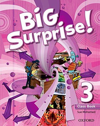 Big Surprise! 3: Class Book
