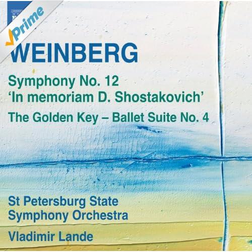 The Golden Key Suite No. 4, Op. 55d: VII. The Lesson
