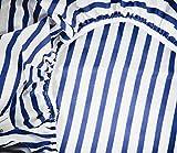Vizaro - BEZUG für Wickeltischauflage des Babys/verstellbar 50x70 cm - 100% REINE BAUMWOLE - Hergestellt in der EU ohne schädlichen substanzen - SICHERES PRODUKT Schiffchen