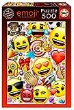 Educa Borrás–17088.0–Puzzle–Emoji–500Teile