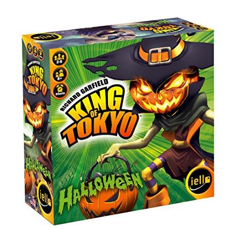 97 King of Tokyo: Halloween (2017 Edition) (Dies Ist Halloween Jack The Pumpkin King)