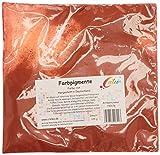 Creleo 790179 Farbpigment für Beton Gips Silikon Artelin Kreide UVM, 125 g, Rot