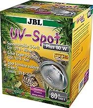 JBL lampada-UV con spettro luce diurna, luce, UV-B, calore, E27, UV-Spot plus