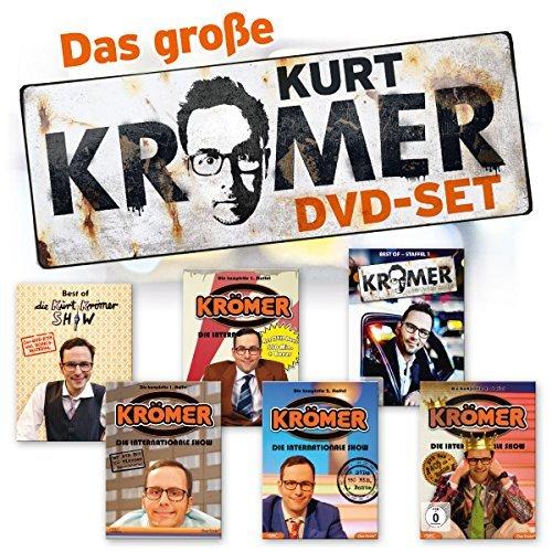 Das große Kurt Krömer Paket (18 DVDs)