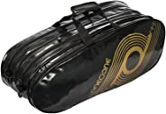 One O One - Xhale Collection Triple Compartment Badminton Kitbag/Tennis Kitbag