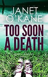 Too Soon a Death: A Scottish mystery where cosy crime meets tartan noir: Borders Mysteries Book 2