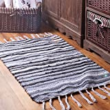 Best Shampooers Rug - MeMoreCool Fashion estilo mediterráneo algodón cocina rectangular forma Review