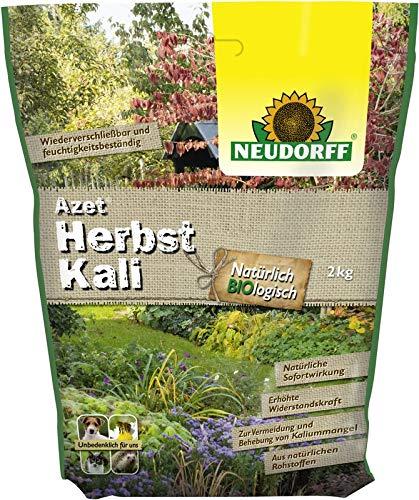 Azet Herbst Kali Kaliumdünger organisch für die Herbstdüngung von Gehölze 2 Kg Beutel 5,97 EUR/1 Kg