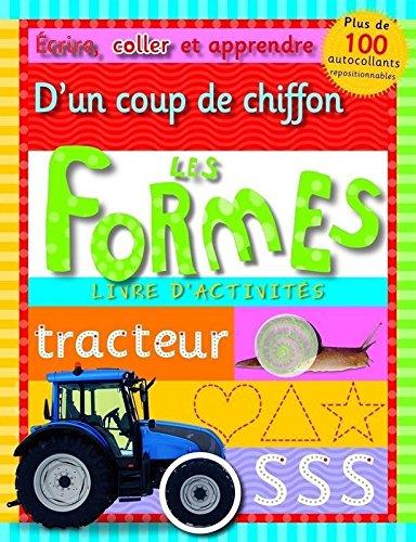 FORMES - D UN COUP DE CHIFFON