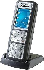 Mitel 80E00013AAA-A Komfort-DECT-Systemtelefon schnurlos 632 Set schwarz