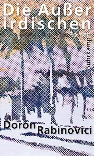 Buchseite und Rezensionen zu 'Die Außerirdischen: Roman' von Doron Rabinovici