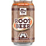 Tropical Sun Root Beer Cans, 330ml (Pack of 12)
