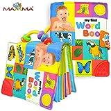 MAMMA Baby früh lernen Lernspielzeug Baumwolle weichen Tuch Buch (mein erstes Wort-Buch)