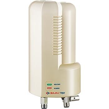 Bajaj Majesty 3-Litre Water Heater (White)