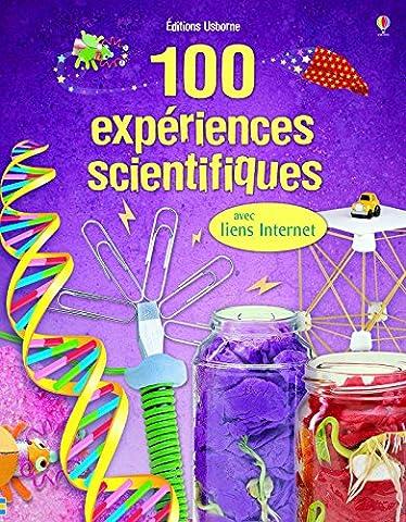 Livres Internet - 100 EXPERIENCES SCIENTIFIQUES