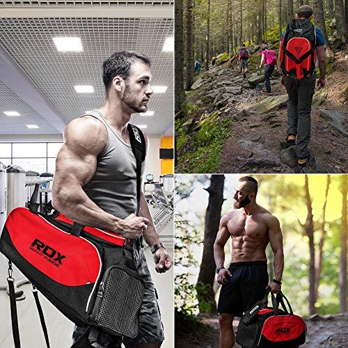 Zoom IMG-1 rdx gym palestra borsa borsello