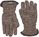 camel active Herren Handschuhe 4G31, Braun (Brown 17), Medium