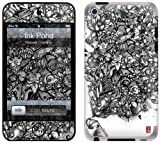 GelaSkins Ink Pond Protective Skin for iPod Touch 4th Generation