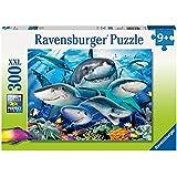 Ravensburger 13225 Smiling Sharks XXL Jigsaw Puzzle - 300 Pieces