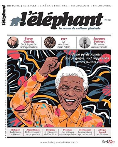 L'éléphant - La revue de culture générale - numéro 20 (20) par Collectif