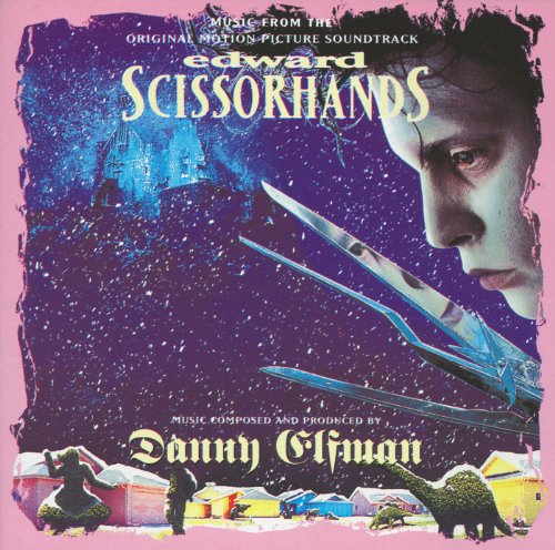 Edward Scissorhands (Soundtrack)