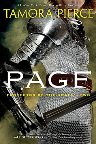 Page: Book 2 of the Protector of the Small Quartet (English Edition)