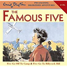 Five Go Off To Camp & Five Go To Billycock Hill (Famous Five, Band 1)