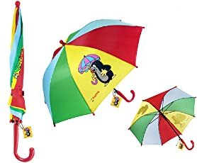 """""""Der Kleine Maulwurf"""" Regenschirm für Kinder ab 4 Jahren"""