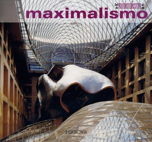 Del minimalismo al maximalismo por Aurora Cuito Ricart