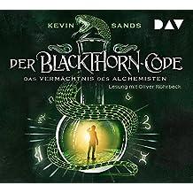 Der Blackthorn-Code – Das Vermächtnis des Alchemisten: Lesung mit Oliver Rohrbeck (5 CDs)