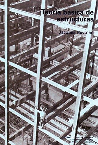 Descargar Libro Libro Teoría básica de estructuras de Jacques Heyman