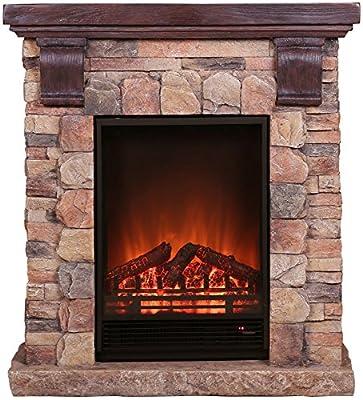 EL FUEGO Elektrisches Kaminfeuer Kitzbühel, mit Fernbedienung von EL FUEGO bei Heizstrahler Onlineshop
