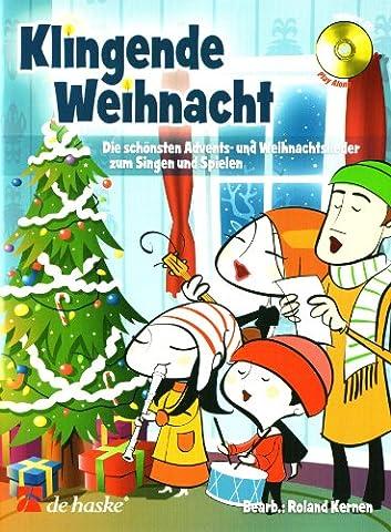 Klingende Weihnacht, Partitur u. Stimmen, m.