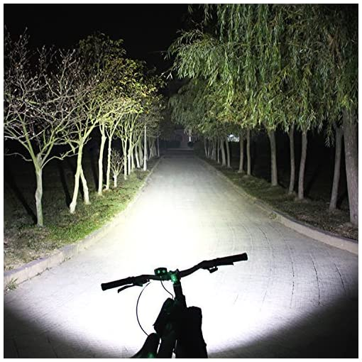 E-Fun Faro Bicicletta LED