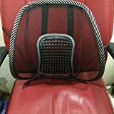 #10: Siraj Seat Massage Back Rest Support Pad for Car