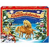 Ravensburger 11698 - Pferde Adventskalender 2011