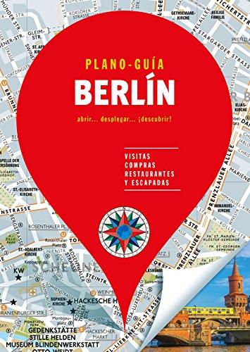 Berlín (Plano - Guía): Visitas, compras, restaurantes y escapadas (Plano - Guías) por Autores Gallimard Autores Gallimard