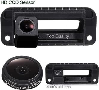 Navinio Super Pro HD Auto Visione Notturna Telecamera per Parcheggio Telecamera a colori Sistema di Retromarcia Impermeabile per Mercedes Benz W204 S204 C Class W212 C180 C200 C260 C300