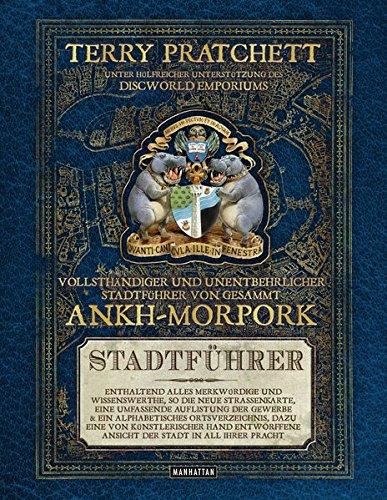 Vollsthändiger und unentbehrlicher Stadtführer von gesammt Ankh-Morpork