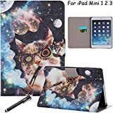 iPad Mini Case, iPad Mini 2/Mini 3 Cover, Newshine [Magnetic Closure] Slim Fit