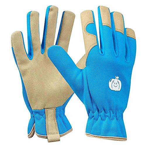 Tommi 779945 Handschuh Kürbis 5-8 Jahre, Blau - 5'6 Kürbis