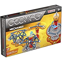 Geomag - Jeu de Construction - Mechanics