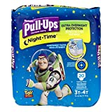 Huggies Pull-Ups Training Pants - Nighttime - Boys - Jumbo Pack - 3T-4T - 20 ct