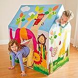 Intex Jungle Fun Cottage, Multi Color