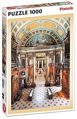 Piatnik 5490prunk kreissaal Austriacos National Biblioteca Puzzle