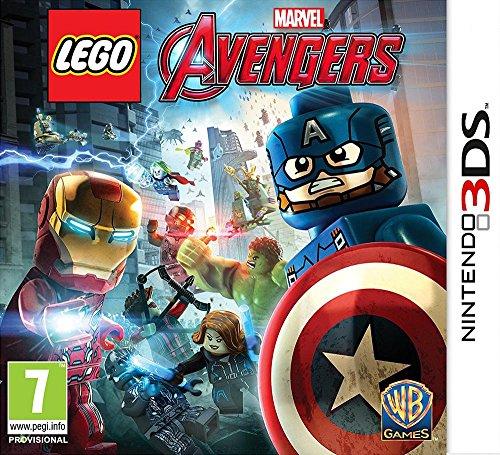 LEGO MARVEL S AVENGERS 3DS FR