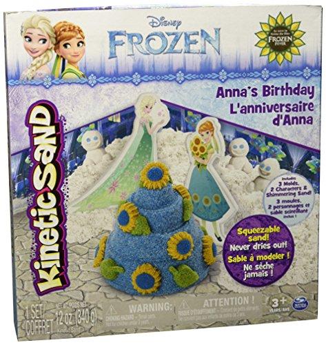 Kinetic Sand 6027960 - Playset Disney Frozen