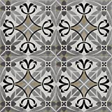 Zementfliesen Optik Gotik Gemma 22,3x22,3cm | Boden-Fliesen | Zement-Fliesen | Dekor | Fliesen-Bordüre | Ideal für den Wohnbereich (auch als Muster erhältlich) (Paket)