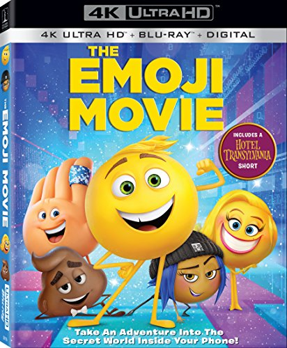 The Emoji Movie [USA] [Blu-ray]